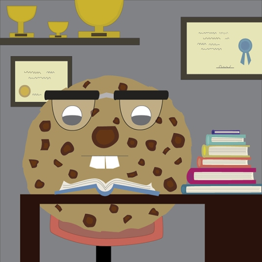 Smart Cookie by Ali Meeler