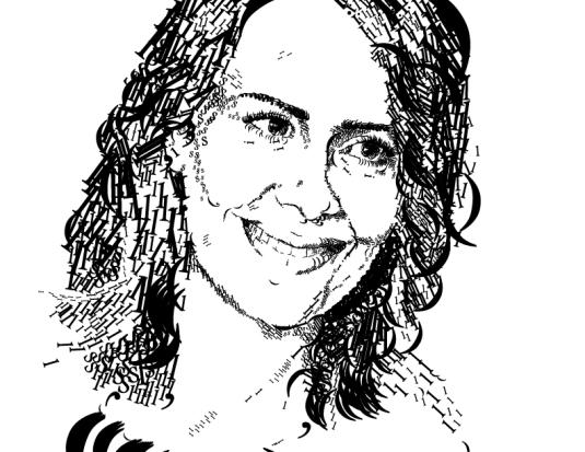 Sarah Paulson by Brittany Roberts