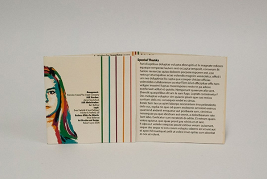OUTER FOLDOUT by Layne Smith // based on Kelsey Bishop