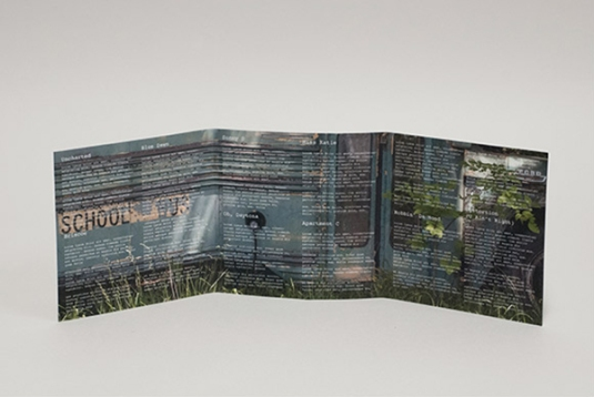 INNER FOLDOUT by McKinley Ranager // based on Aubrey Pohl