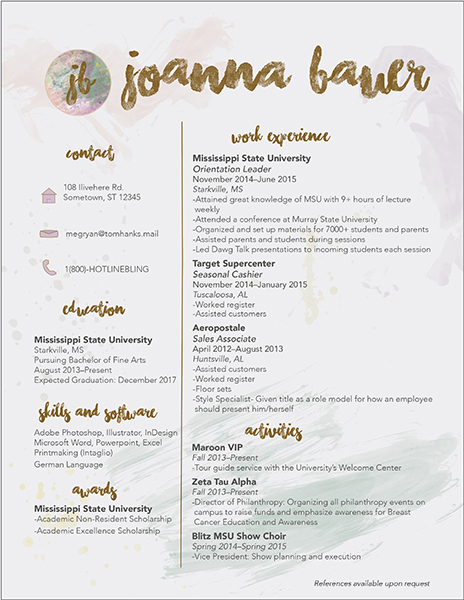 Section1_Joanna-Bauer_Resume