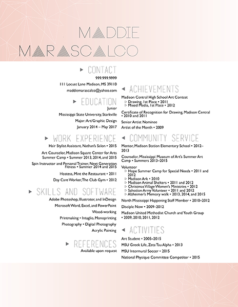 Section4_Maddie-Marascalco_Resume