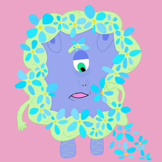 section4_anngray_flowers_creature_maneboringsmellflowers_flowerchild_ai-01