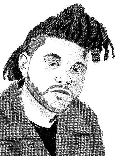 Gerald-Wicks_TheWeeknd